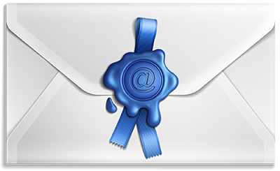 Grafik Briefkuvert E-Mail