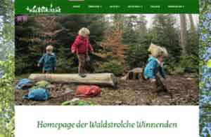 Zur Internetseite der Waldstrolche Winnenden